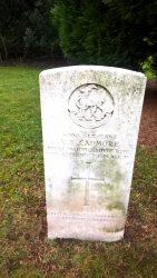 Warwick Cemetery 247 C16