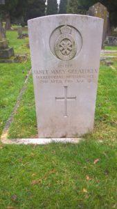 Warwick Cemetery 191 C 3
