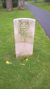 Warwick Cemetery 224 C 25