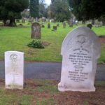 Buried alongside William Parkes
