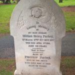 Warwick Cemetery 225 C 8